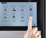 Wittenborg 9100 Touch Screen