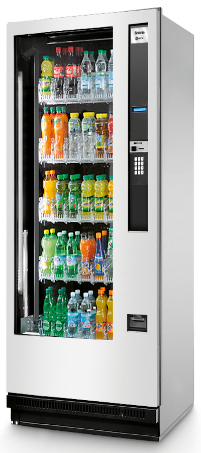 Necta Sinfonia 6 cold drinks Vending Machine